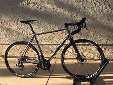 2018 Motobecane Century Inferno Titanium Disc SRAM RED ETap Gravel/Road Bike58cm