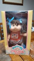 1991 Cabbage Patch Kids Preschool Kids Girl in Box CBK