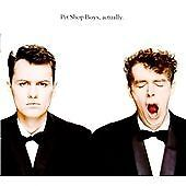 Pet Shop Boys : Actually CD Value Guaranteed from eBay's biggest seller!