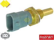TOPRAN 722633 COOLANT TEMPERATURE SENSOR 0281002209 ,1338.F9 ,96868950 ,20513340