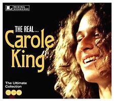 CAROLE KING * 49 Greatest Hits* Import 3-CD BOX SET * Orig Songs * NEW, SEALED