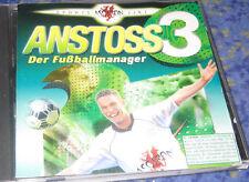 Anstoss 3 Fussballmanager - Anstoß 3 - PC - deutsche Vollversion
