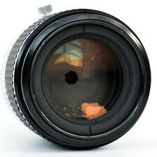 Nikon Micro Nikkor 105mm f/2.8 AIS Man'l Fcs Macro Lens. Exc++++. Test'd. Images