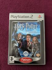 Harry Potter and the Prisoner of Azkaban Platinum Edition PS2 Sony PlayStation 2