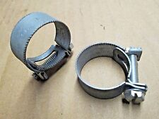 """NEW old inventory #7 Wittek hose clamp Ford Thermactor and GM for 3/4"""" hose"""