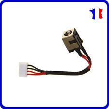 Connecteur alimentation ASUS  X5DAF  Cable Socket wire Dc power jack conector