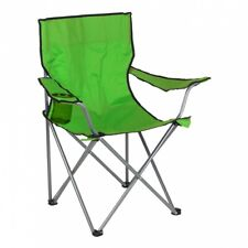 Silla de camping plegable Aktive Garden color verde