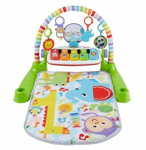 Fisher Price FGG45 Deluxe Kick & Play Piano Gym Musical Development Playset