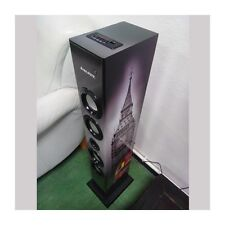 MAJESTIC TS-84BT,SISTEMA AUDIO MULTIMEDIALE BLUETOOTH A TORRE,LONDRA , BIG BEN