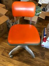 1940 GoodForm Org Rolling Adjustable Office Chair by the General Fireproofing Co