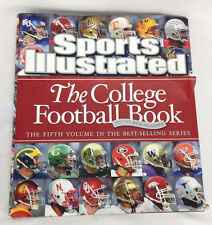 Sports Illustrated The College Football Book Volume 5 Hardcover 2005