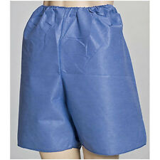 Disposable Medical Exam Shorts Large 100 pk