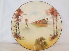 """Royal Doulton Country Cottage 13"""" Platter"""