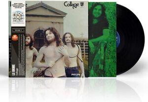 LE ORME - Collage – 50th Anniversary Rem. Ed. (180gr) (2021) LP pre order