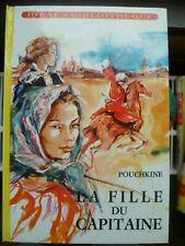 Idéal-Bibliothèque - Pouchkine - La fille du capitaine - Hachette 1975
