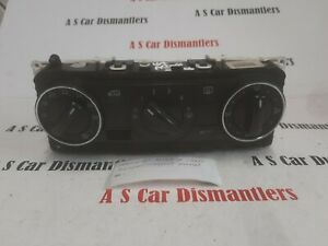 Mercedes a class w169 heater control panel #1 bf21