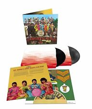 "THE BEATLES ""The Sgt.Pepper's Lonely Hearts Club Band"" 2 LP - New & Sealed!!!"
