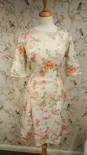 BNWT Dorothy Perkins Floral Fit & Flare Dress (Size 14)