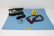 Anti-Static GroundStat™ ESD Table/Bench Mat Kit – EURO PLUG 600x500 mm BLUE MAT