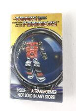 Original Transformers G1 1985 Reflector Catalogue Brochure Mail Order