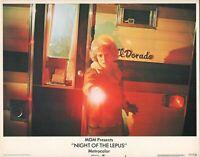Night of the Lepus 1972 11x14 Lobby Card #3