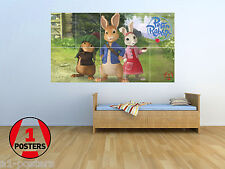 Peter Rabbit - Brand New - Giant Wall Poster Art Set - PTRB01