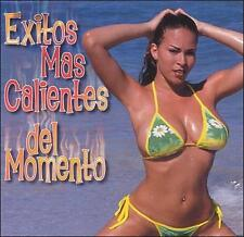Various Artists : Exitos Mas Caliente Del Momento CD