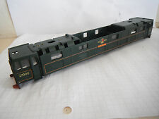 TRIANG EM2 ELECTRA 27000 CO-CO OVERHEAD ELECTRIC BODY GREEN R351 woodhead VGC