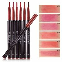 Long-lasting Cosmetic Sexy Waterproof Makeup Tool Lipstick Lip Liner Pencil