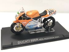 Ducati 996r Neil Hodgson 2001 1/24 n27 + Fasc Big/Large Motorcycles Competition