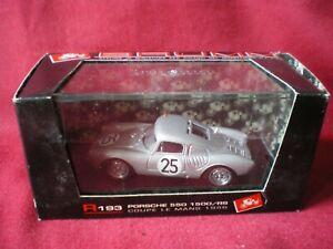 R193 BRUMM  Porsche 550 1500/RS, coupé le Mans 1956 1/43