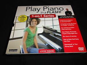 Piano - Play Piano in a FLASH!