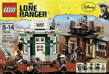 BRAND NEW LEGO 79109 THE LONE RANGER COLBY CITY SHOWDOWN RETIRED