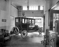 Photograph Strobel Lincoln Ford Dealer Showroom  Washington DC Year 1921 8x10