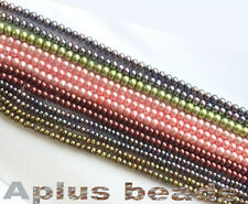 16in. Freshwater Pearl Rondelle beads various sizes and colors SALE