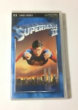 USED PSP UMD Video Superman II 2 JAPAN Sony PlayStation Portable Super Man