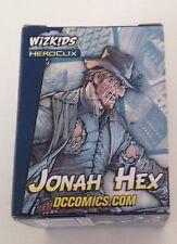 Heroclix 2014 Convention Exclusive Jonah Hex #D-014 LE figure w/card!