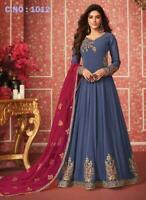 Anarkali Suit Salwar Indian Kameez Designer Pakistani Ethnic Party Wear Shalwar