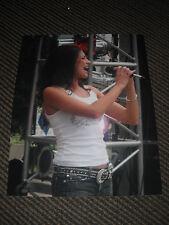 Danielle Peck Live Music Color 8x10 Photo Promo Picture