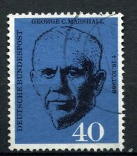 West Germany 1960 SG#1258 Gen. George Marshall Used #A31693