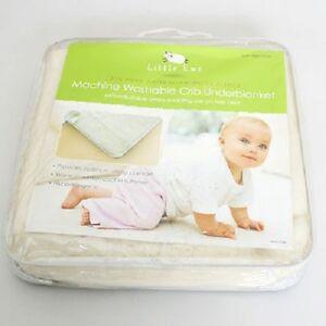 100% Australian Wool Washable Woollen Crib Underblanket Cot Wool Underlay