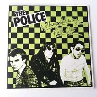 """The Police - Nothing Achieving Fall Out 7"""" Vinyl Single UK 1979 Illegal Records"""