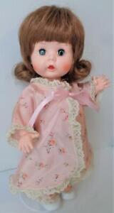 1954 Arranbee R&B Littlest Angel Doll in Original Flowered Pajamas Negligee