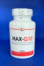 Max-Q10, 100% Natural Trans-Form CoQ10, 200 MG, 30 Softgels, Best Buy 12/21