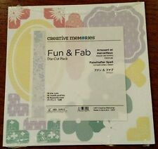 Creative Memories Fun & Fab Die-Cut Pack NIP