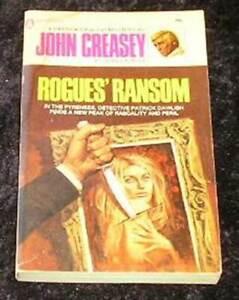 Rogues' Ransom by John Creasey