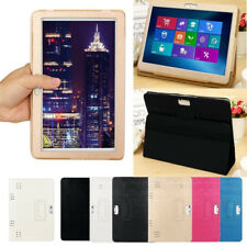 Universal Folio Leather Stand Cover Case For 10 10.1 Inch Android Tablet PC Case