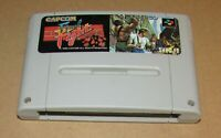 Final Fight for Super Famicom Fast Shipping Authentic