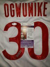 Nneka Ogwumike Signed University Stanford Cardinals Custom Jersey Size L JSA