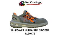 SCARPE ANTINFORTUNISTICA UPOWER RED LION ULTRA  S1P SRC ESD U-Power